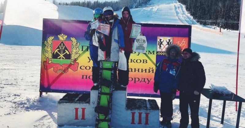Магаданские спортсменки завоевали победные места на II этапе Кубка России по сноуборду