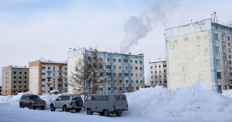В Сеймчане строят новое отделение центральной районной больницы