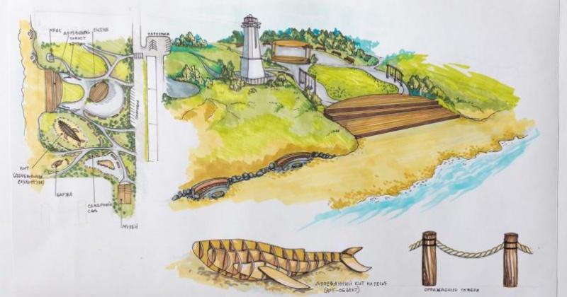Магадан примет участие во Всероссийском конкурсе лучших проектов в сфере создания комфортной городской среды в малых городах и исторических поселениях