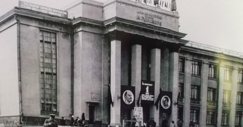 78 лет назад в Магадане начали строить здание театра им.Горького
