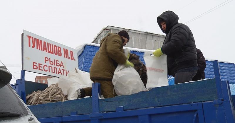 Социальная акция, организованная Михаилом Тумашовым, стартовала в Магадане