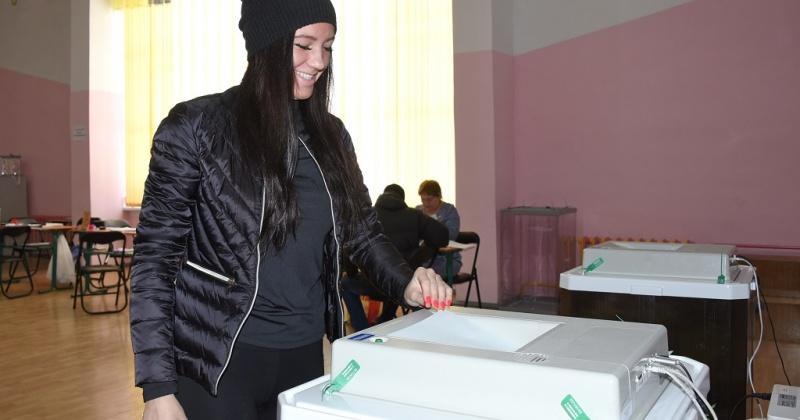 Более 47 тысяч избирателей проголосовали в Магадане