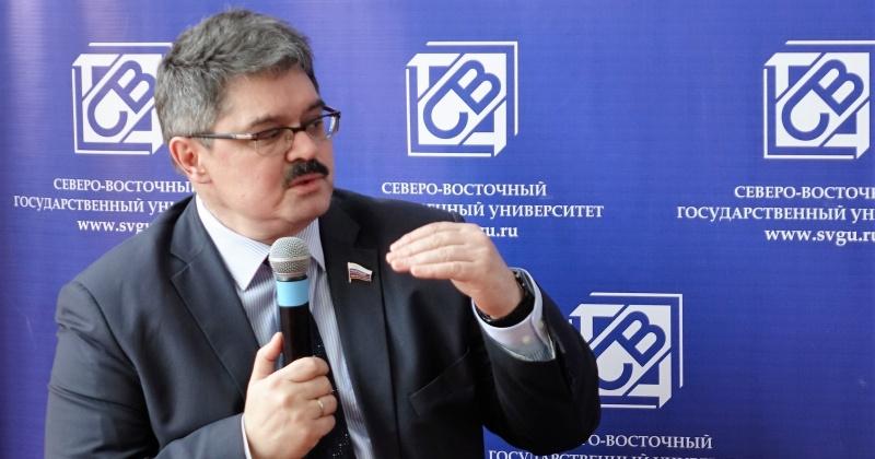 Анатолий Широков: Магаданская область - территория, которая дает шанс молодым