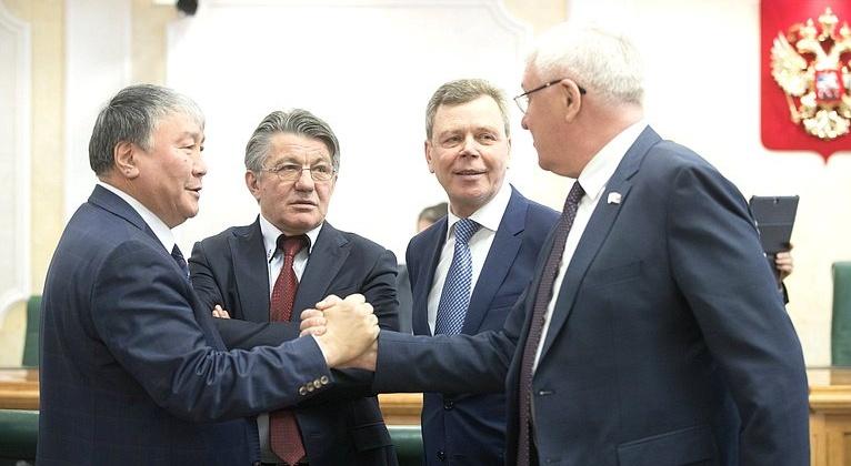 Законодательному обеспечению развития Дальнего Востока и Байкальского региона было посвящено первое заседание профильного Совета при Совете Федерации