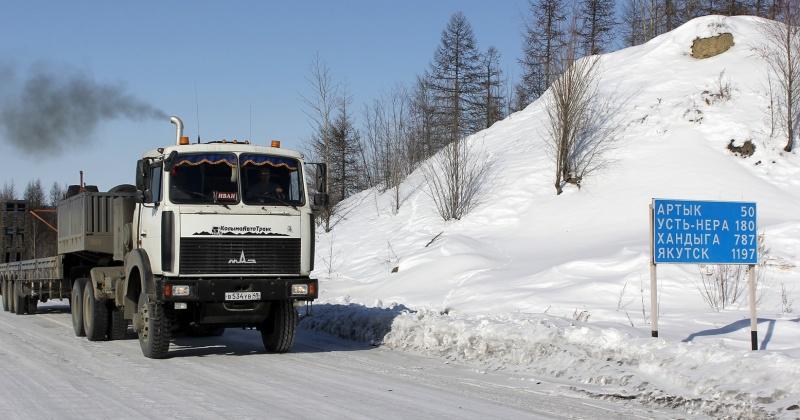 Более 52 млн рублей получит Магаданская область на развитие и увеличение пропускной способности региональной сети автомобильных дорог