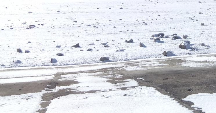 В связи с рекордным количеством выпавшего снега до 1 мая будет произведен сброс воды с гидротехнических сооружений Магадана