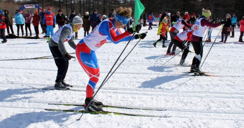 На  XXVIII Всероссийских соревнованиях «Лыжня Вяльбе» в Магадана ожидают участие не менее тысячи человек