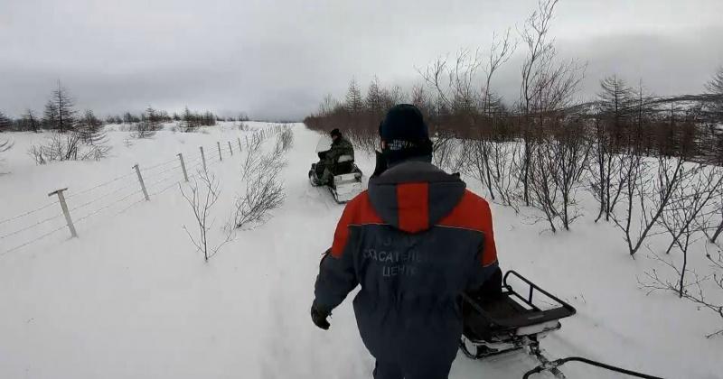 Двух рыбаков спасли сотрудники ПСЦ в районе мыса Островной