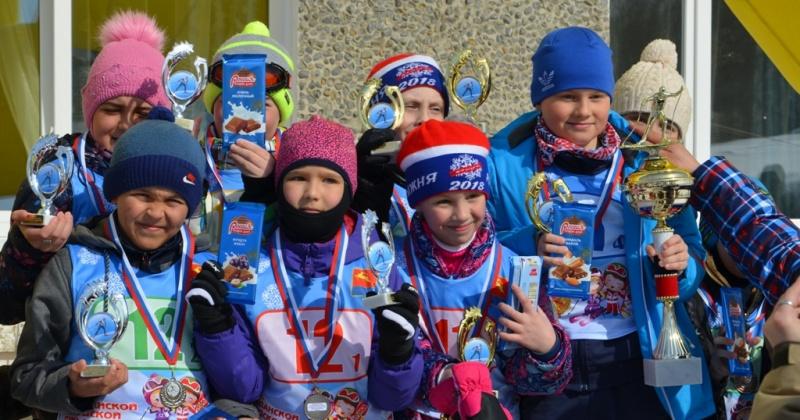 В Магадане состоялись IV соревнования по лыжному спорту на Кубок Магаданской городской Думы среди учащихся начальных классов