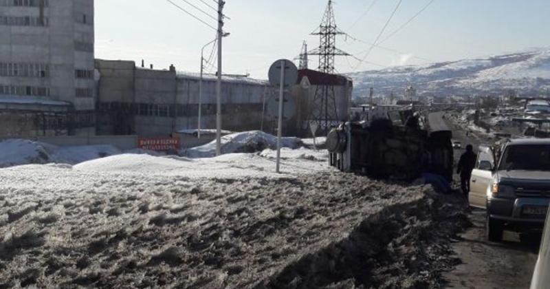 Магаданка, управляя автомобилем «Тойота-Сурф», насмерть сбила пешехода