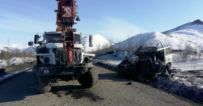 В результате дорожно-транспортного происшествия 48-летний водитель автомобиля УАЗ от полученных травм скончался на месте проишествия