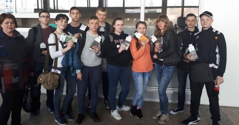 Магаданская делегация принимает участие в тематической смене Всероссийского детского центра «Орленок»