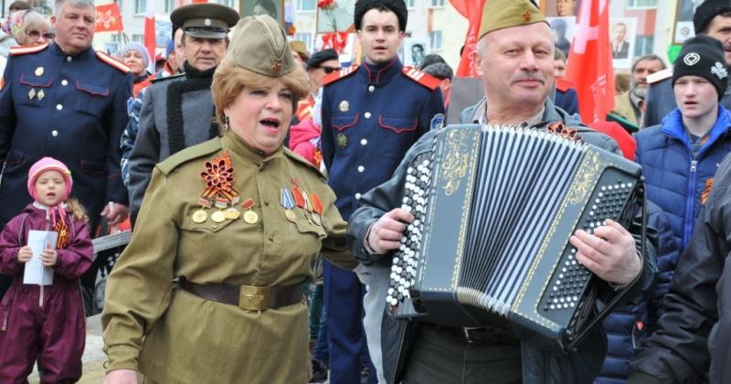 Магаданцев приглашают принять участие в праздничных мероприятиях, посвященных Дню Победы