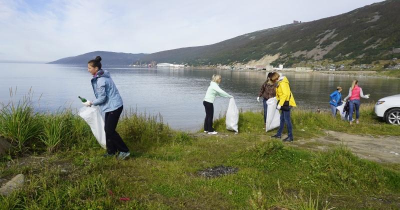 В Магаданской области с 20 мая объявлен месячник чистоты