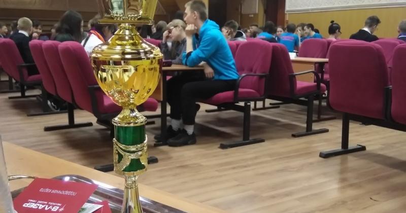 Магаданские учащиеся открыли марафон по Интеллектуальным играм