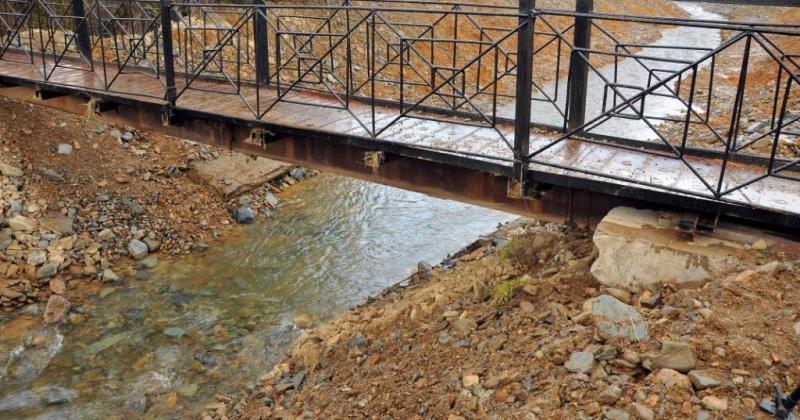 Для предотвращения паводков в Магадане приняты все необходимые меры