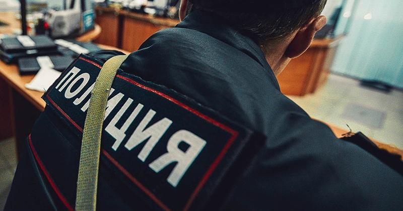 Сотрудники полиции в Среднеканском городском округе установили мужчину, совершившего кражу