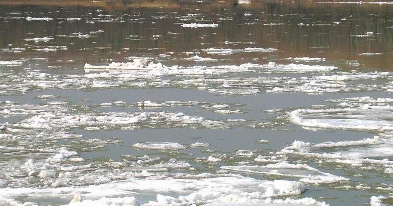 В Магаданской области ожидают обильного схода воды с сопок.