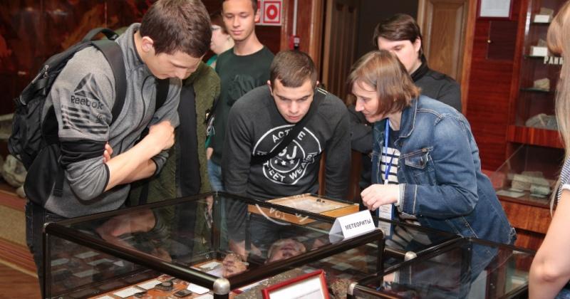 Музей естественной истории СВКНИИ ДВО РАН открыл свои двери