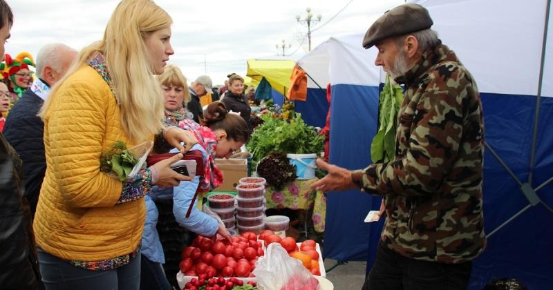 Ярмарки выходного дня в областном центре будут проводиться на площади Магаданская