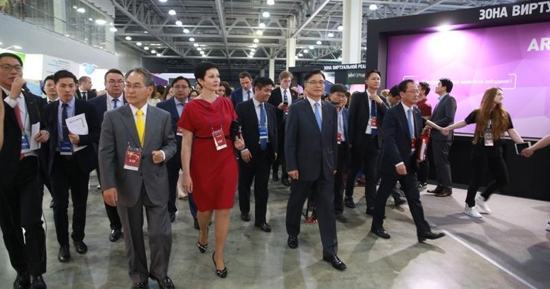 Оксана Бондарь: Чрезвычайный и полномочный посол Республики Корея в России У Юн Гын заявил о своем желании в ближайшее время посетить Магадан