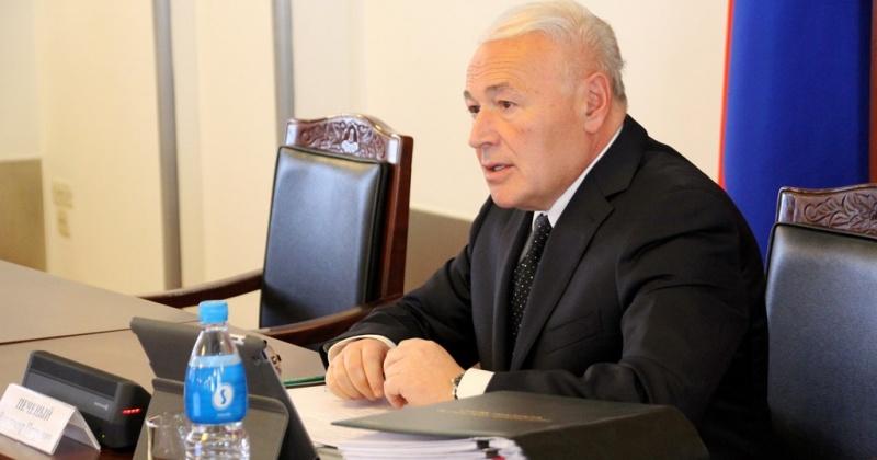 Владимир Печеный: Есть определенный порядок  участия в выборах губернатора Магаданской области, который определён региональным законодательством