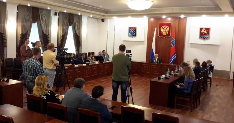 Владимир Печеный: Я искренне благодарен жителям Магаданской области за понимание и за сотрудничество