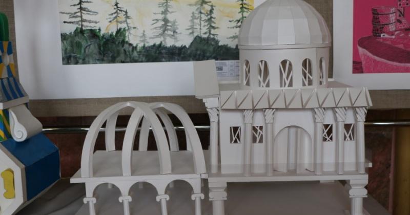 Подведены итоги городской выставки-конкурса художественного творчества «Мой дом. Мой двор. Мой город Магадан»