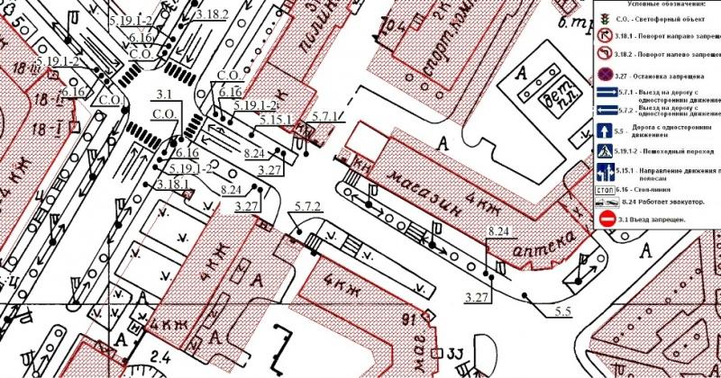 Оставить или убрать: судьбу нерегулируемого пешеходного перехода решают жители Магадана