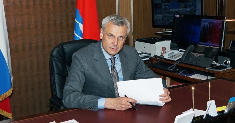 Сергей Носов: Мы должны говорить о проблемах и реагировать на замечания