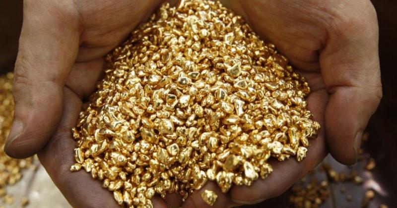 Колымские недропользователи за 5 месяцев 2018 года добыли  8 т 363 кг  золота.и 297,8 т серебра