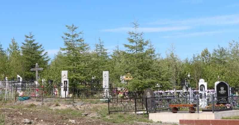 Напротив городского кладбища на 14 км в Магадане планируется разместить новое