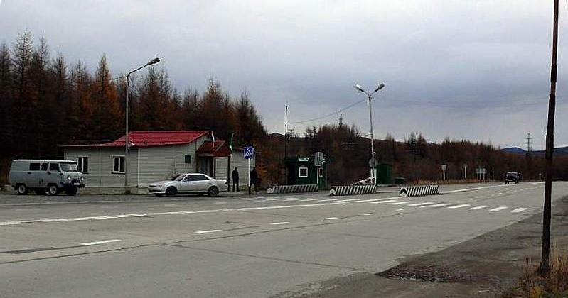 Введены новые требования на вывоз личных грузовых транспортных средств за пределы ОЭЗ Магаданской области