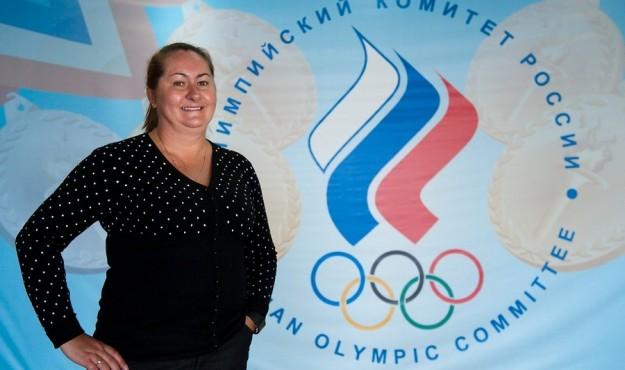 Владимир Путин наградил Елену Вяльбе орденом Почёта за успехи олимпийцев