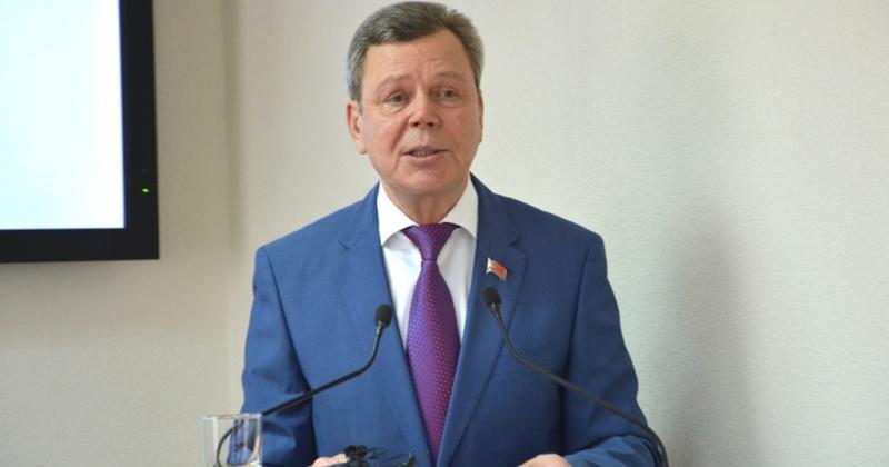 В течение весенней сессии Магаданской областной Думой был сформирован план мероприятий по реализации Послания Президента
