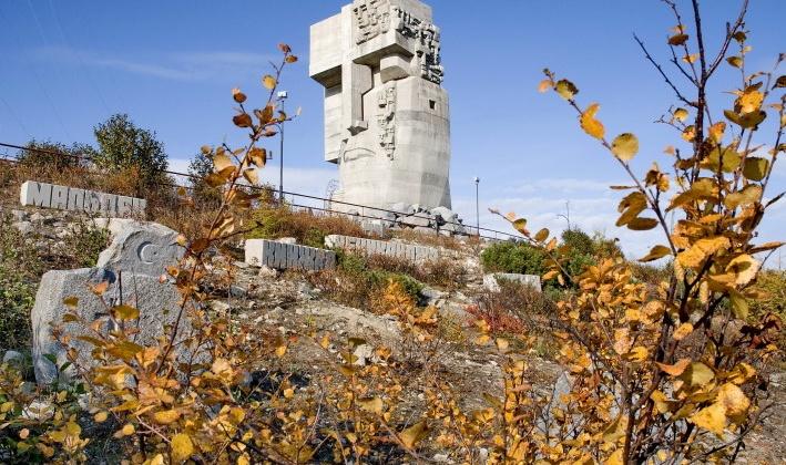 """В Магадане специалисты изучат состояние монумента """"Маска скорби"""""""