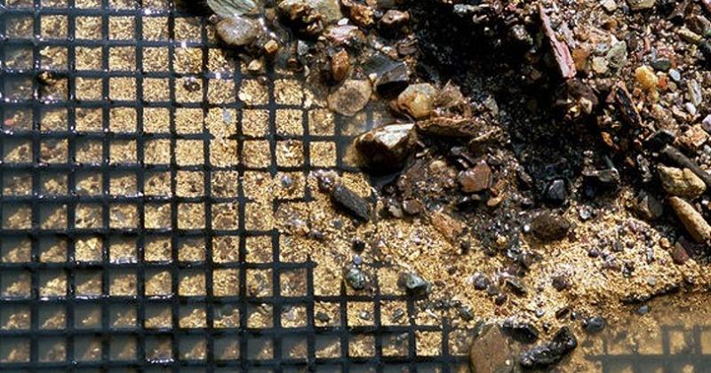 На сумму более 2.5. миллионов рублей незаконно добыл золота житель Армении в Магаданской области