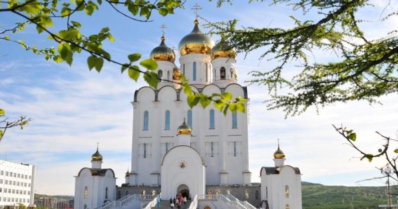 В Магадане пройдут торжества, посвященные 1030-летию Крещения Руси