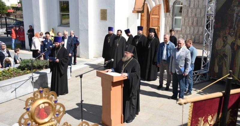 В Магадане прошли торжества, посвященные 1030-летию Крещения Руси