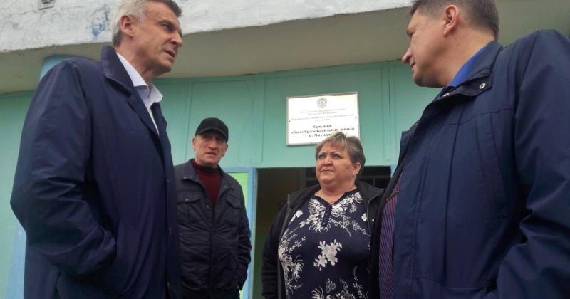 С рабочим визитом глава региона Сергей Носов посетил Сусуманский округ