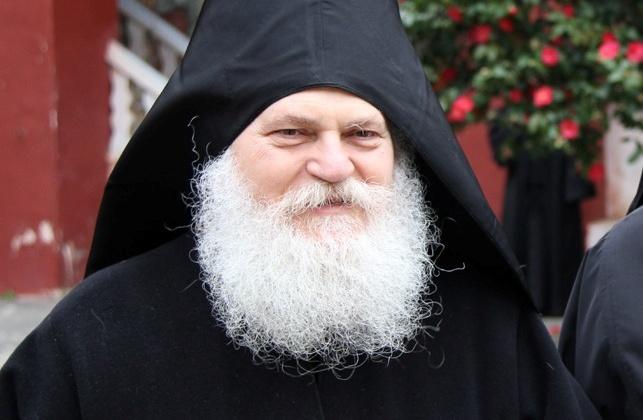 В Магадан прибудет настоятель Ватопедского монастыря архимандрит Ефрем
