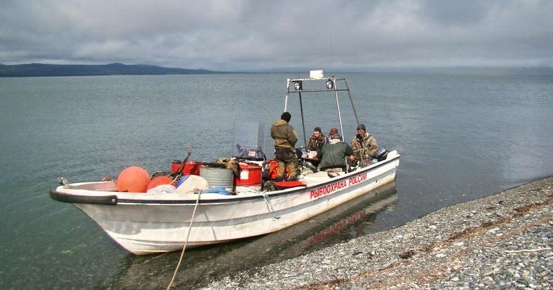 С начала 2018 года в Магадане изъято более четырёх тонн рыбы и 16 килограмм красной икры