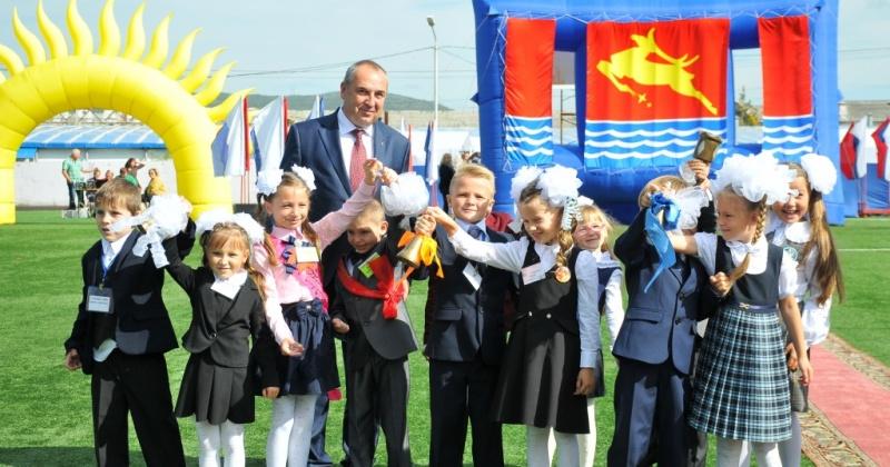 Юрий Гришан: В День знаний в приоритете должна быть безопасность детей