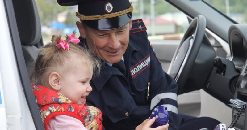 На дорогах Магаданской области стартовало мероприятие «Внимание – дети!»