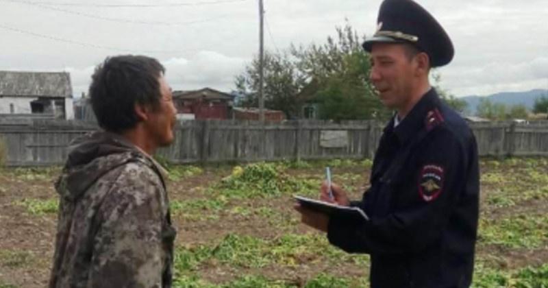 Андрей Ворошилов – участник Всероссийского конкурса «Народный участковый»