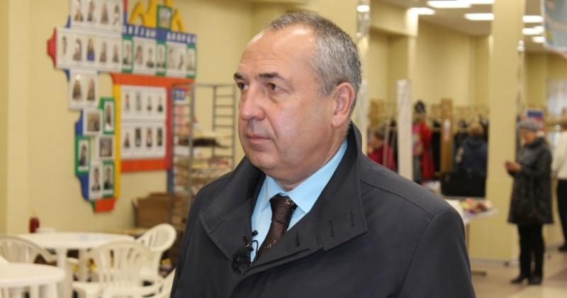 Юрий Гришан: Человек, который возглавит территорию на ближайшие пять лет, выполнит возложенные на него задачи
