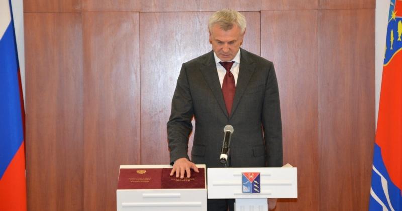 Сергей Абрамов: Такая поддержка колымчан дает дополнительные возможности отстаивать интересы территории на самых разных уровнях государственной власти