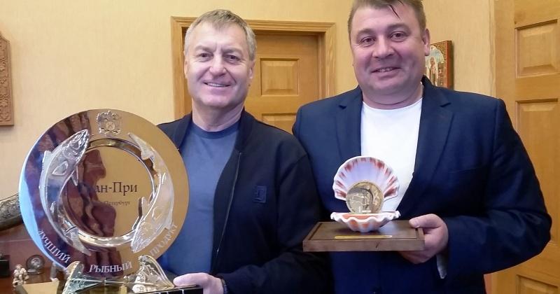 Продукция завода «Тандем» получила Гран-при на выставке-конкурсе рыбной продукции в рамках II международного рыбопромышленного форума в Санкт-Петербурге