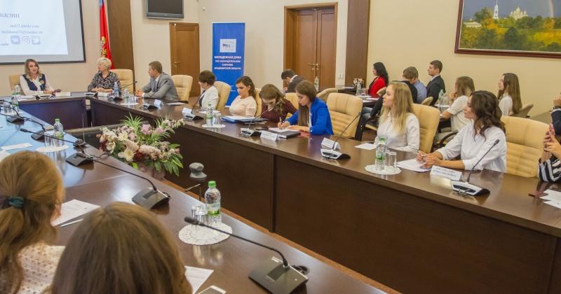 Молодежная общественная палата при Магаданской областной Думе договорилась о сотрудничестве с коллегами из Владимирской области