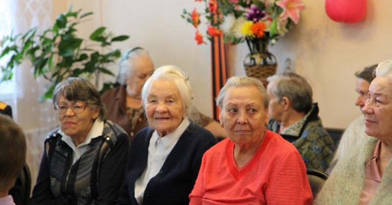 Следственным управлением оказана помощь дому-интернату для престарелых и инвалидов «Ветераны Колымы»